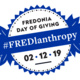 #FREDlanthropy Day of Giving