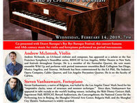 A Valentine's Evening of Classical Music with Fortepiano & Violin