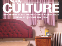 The Culture: Second Annual Black History Month