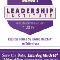 2019 Women's Leadership Institute