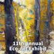 Wildwood's Eco-Art Reception