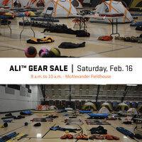 Adventure Leadership Institute™ Gear Sale