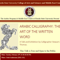 Arabic Calligraphy: The Art of the Written Word