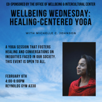 Wellbeing Wednesday: Healing-Centered Yoga