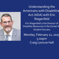 Understanding the ADA with Eric Wagenfeld