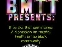 Black Man's Think Tank Discussion