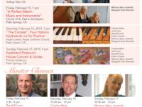 Fortepiano & Harpsichord Masterclasses | Desert Baroque 2019 Festival