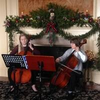 Holiday Coffee House at the Cameron Mansion