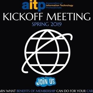 AITP Spring Kickoff Meeting