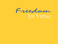 Event image for Freedom for Virtue Student Conference