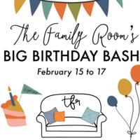 TFR Birthday Bash
