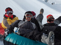 Wisp Family Snow Tubing Day