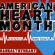 AHA Heart Walk Promo table