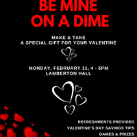 Be Mine on a Dime | Business Services