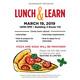 Internship Lunch & Learn