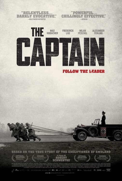 Friday Night in the Forum Film Series - The Captain (2017, Germany/Poland/France) at Wright Administration Building / Forums