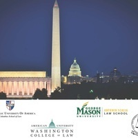 Come learn what five of the DC metro area law schools have to offer.