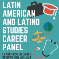 Latin American and Latino Studies Career Panel