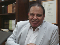 Arabic Readings with Egyptian novelist Alaa Al Aswany