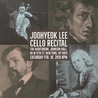 Student Recital - Joohyeok Lee, Cello