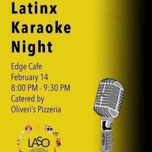 LASO's Latinx Karaoke Night