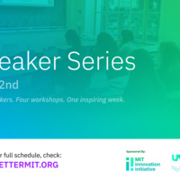 BetterMIT Innovation Across Disciplines Speaker Series