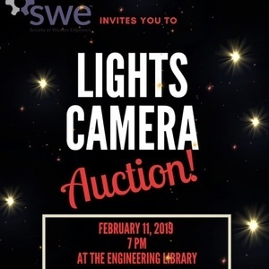 Lights, Camera, Auction!