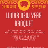 2019 CSA Lunar New Year Banquet