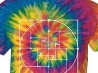 Math Club T-shirt Tie Dye