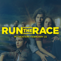 "Special screening of Tim Tebow's new movie ""Run the Race"""