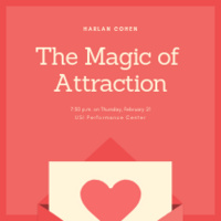 Harlan Cohen: The Magic of Attraction