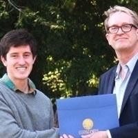 Graduate Research Symposium Award Reception