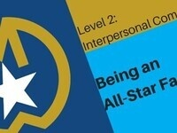 Medallion Workshop: Being an All-Star Facilitator