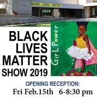 Black Lives Matter 3rd Annual Art Exhibition Opening Reception