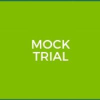 Pre-Law Mock Trial Team Organizational Meeting