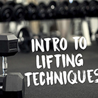 Lifting Techniques Workshop