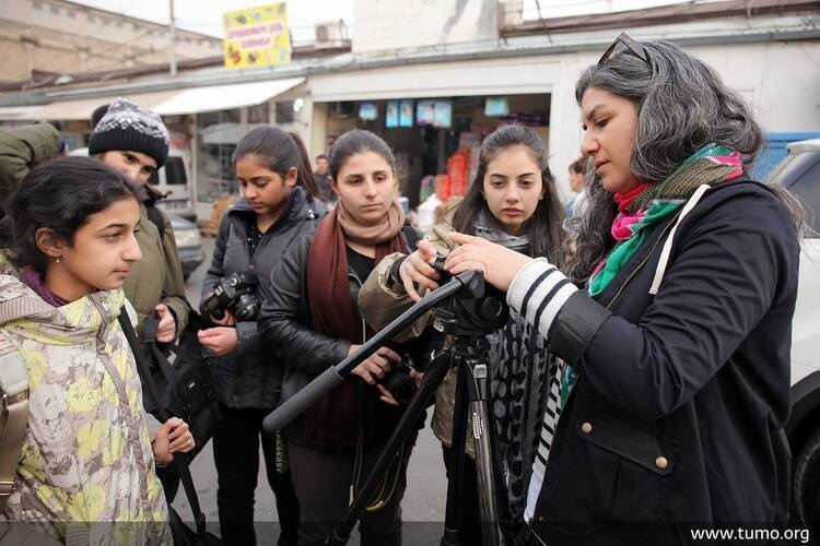 Emerging Media Lab: Urban Media Explorations With Armenian Youth
