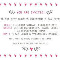 Best Buddies Valentines Event