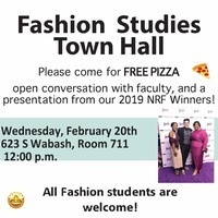 February Town Hall and NRF Presentation
