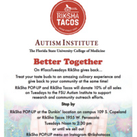 FSU Autism Institute - Fundraising Event