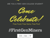 #FirstGenMiners