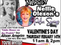 NASTY Nellie Oleson's Palm Springs Tour & Book Signing