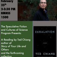 Ted Chiang Reading
