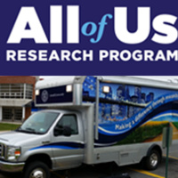 All of Us Research Program Enrollment Bus