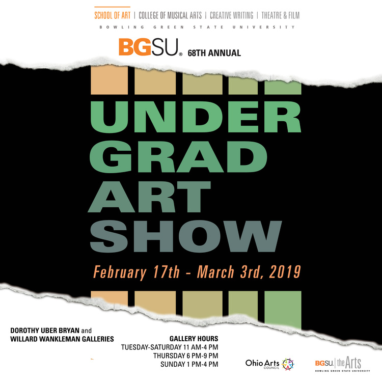 68th Undergraduate Art Show