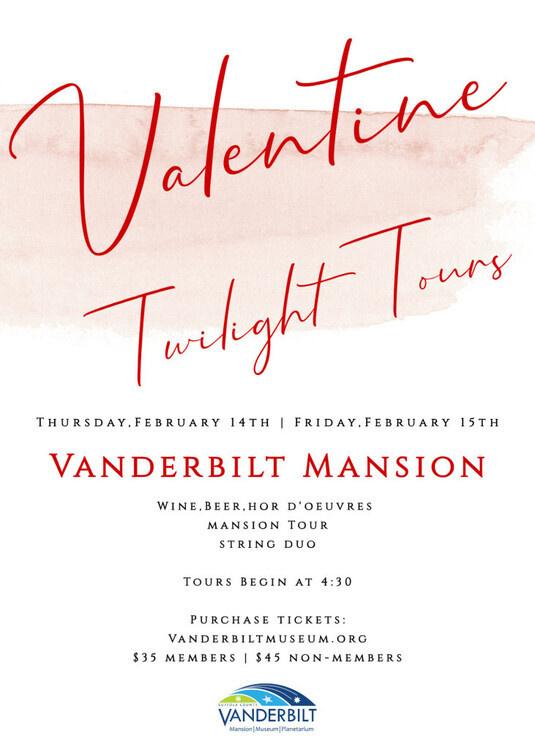 Valentine Twilight Tours
