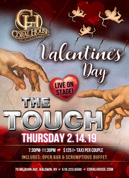 Valentine's Day Dance With The Touch Band