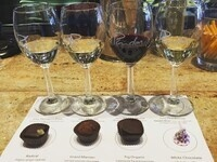 North Fork Chocolate Co Pairing