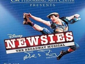 CM Performing Arts Center Presents: Disney's Newsies, The Broadway Musical at The Noel S. Ruiz Theatre