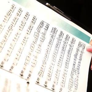 Student recital: Michelle Tamburo, choral conducting